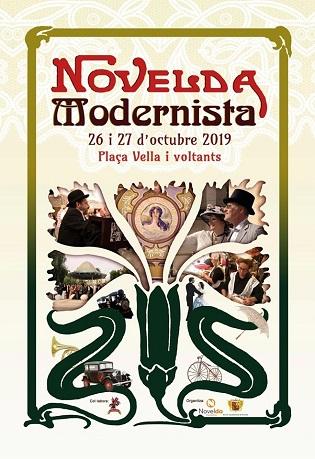 Novelda recupera el seu patrimoni modernista amb l'esdeveniment Novelda Modernista