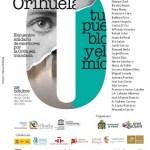 Una treintena de escritores-as participarán en un encuentro poético solidario para recaudar fondos para las zonas afectadas por la DANA