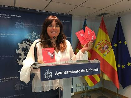 Cultura plena d'activitat per a tota la família la Biblioteca Municipal María Moliner d'Oriola