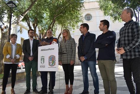 """El """"Pasdoble Petrel"""" es convertirà en l'himne oficial de la ciutat a proposta de la Unió de Festejos i el consens de tots els partits"""