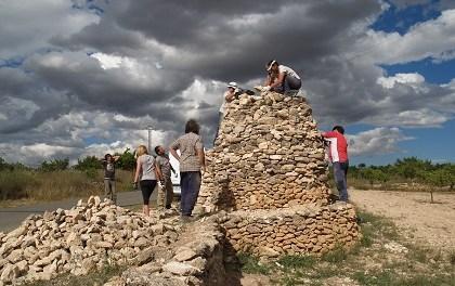 Académicos y profesionales de reconocido prestigio participan en la X Trobada de Pedra Seca en Pinoso