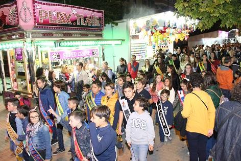 El próximo sábado se inaugura la feria de atracciones de Villena