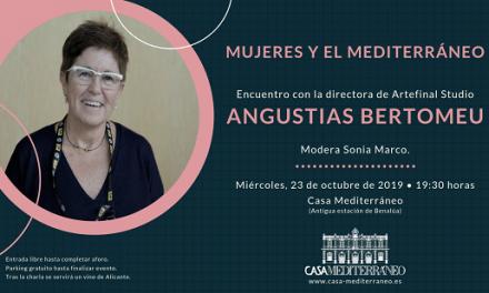Angustias Bertomeu, pionera en uso y difusión de software de género, en Casa Mediterráneo