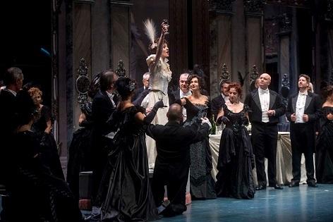 """La Traviata"""" de Verdi esgota les localitats en el Chapí de Villena"""