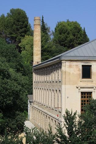 Las chimeneas industriales de Alcoy, ejemplo de patrimonio histórico