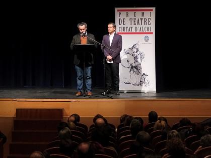 Pau Alabajos gana la XLV edición del Premio de Teatro Ciudad de Alcoy