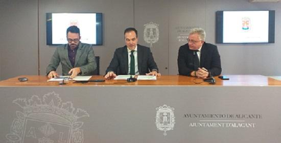 El Equipo de Gobierno  da el espaldarazo definitivo a la EDUSI de Alicante con el concurso para contratar al equipo de urbanistas que definirá todo el desarrollo de la zona
