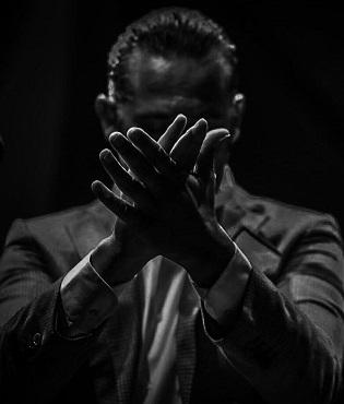Alfredo Tejada pone el broche de oro al III Festival Flamenco Mediterráneo