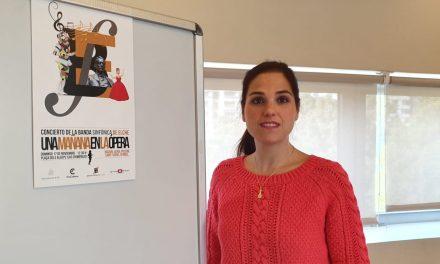 L'Ajuntament d'Elx posa de moda l'òpera amb un concert el pròxim 17 de novembre