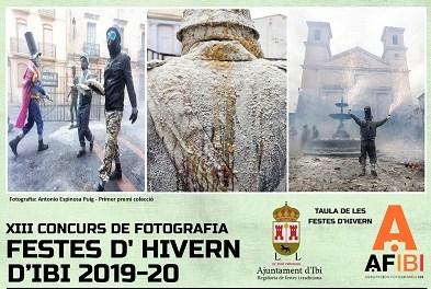 Bases del XII Concurs fotogràfic de les Festes d'Hivern d'Ibi 2019-2020