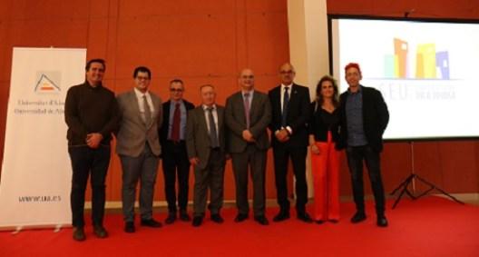 La Universidad de Alicante inaugura la Sede Universitaria de la Vila Joiosa entre gran expectación