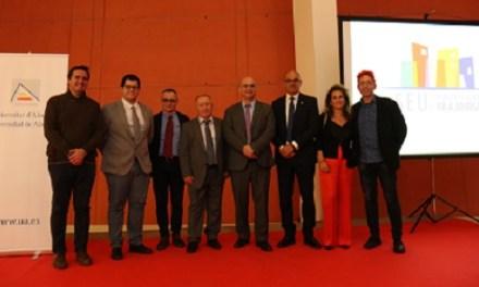 La Universitat d'Alacant inaugura la Seu Universitària de la Vila Joiosa entre gran expectació