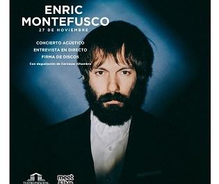 """Enric Montefusco pone el broche final al ciclo """"Momentos Alhambra en el Escenario"""" en el  Teatro Principal"""