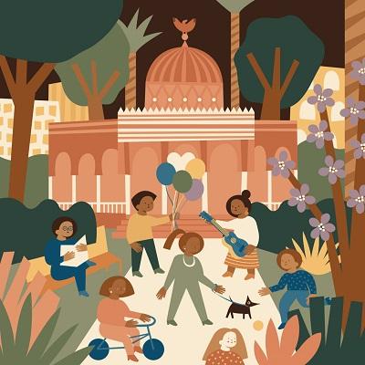 Souvenir: la app gratuita para explorar los barrios de la Ciudad de México