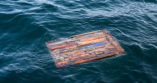 L'escultor Frutos María inaugura 'Acer i derelictes de la mar' al MUA
