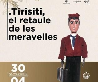 """Exposició """"TIRISITI, el retaule dels meravelles"""" a la sala Fundació Mutua Levante d'Alcoi"""