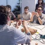 Taller de construcción de un kit de microfonía en Alcoy por Edu Comelles