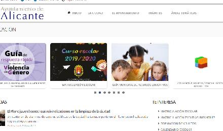 El Ayuntamiento de Alicante impulsa los cursos gratuitos de 'Iniciación a la Lengua y Cultura Valenciana' en la concejalía de Educación