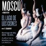 El Lago de los Cisnes del Ballet de Moscú en el Auditori de la Mediterrània de La Nucia