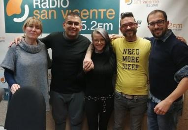 Caldearte, un programa de ràdio cultural, ara quinzenalment en LOBLANC