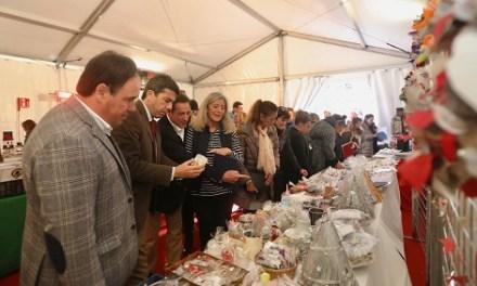 La Diputación de Alicante abre la Exposición de Trabajos Artesanales en los jardines del Palacio Provincial