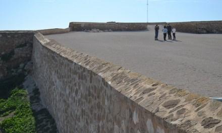 La ciudadela amurallada y castillo de Guardamar ya cuenta con un centro de interpretación dentro de los trabajos de adecuación para que el lugar arqueológico sea visitable