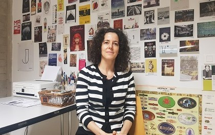 """Maigualida Robles: """"La creatividad es la manera de dejarte libre, sin imposiciones, dándote todas las posibilidades desde la flexibilidad"""""""