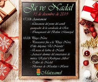Ja ve Nadal en Mutxamel