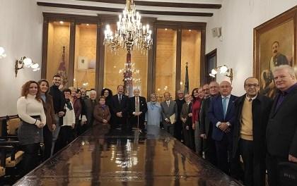 Orihuela acoge la reunión del grupo de trabajo del Consell Valencià de Cultura que estudiará las opciones de progreso en la Vega Baja