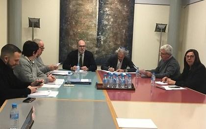 El Patronato de la Vivienda del Ayuntamiento aprueba el proyecto para recuperar los restos arqueológicos de la muralla del S.XIV y XVI en la ladera de El Portón con una inversión de 619.156€