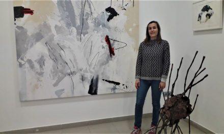 Clausura de l'exposició Two|me|two d'Hans Some i Perceval Graells