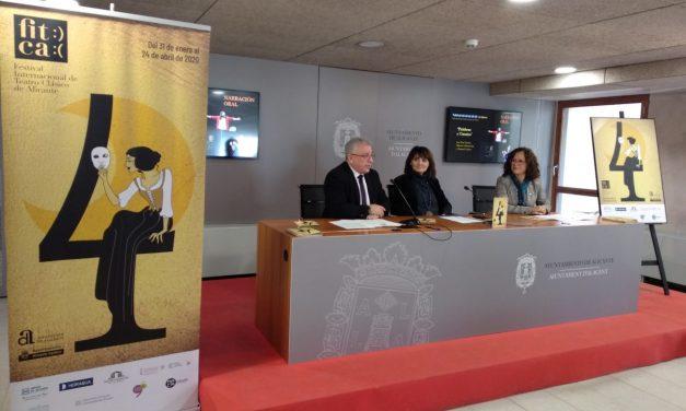 El Festival Internacional de Teatro Clásico de Alicante presenta su nueva edición con una renovada imagen bajo el nombre de «FITCA»