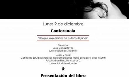El CeMaB de la Universidad de Alicante  cierra su programación del primer trimestre con dos actividades de Sonia Betancort