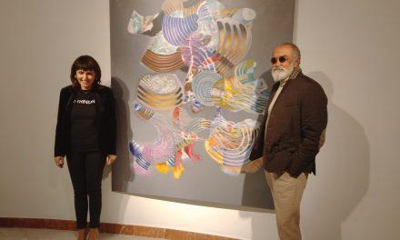 El programa cultural del Palau Provincial arranca l'any amb una exposició del polifacètic artista Roberto Mira