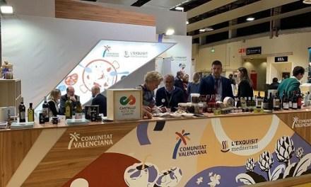 Visitelche va participar a Madrid Fusió juntament amb l'Associació Aliments d'Elx, els productes del Camp d´Elx i la denominació d'origen protegida Granada Mollar d'Elx