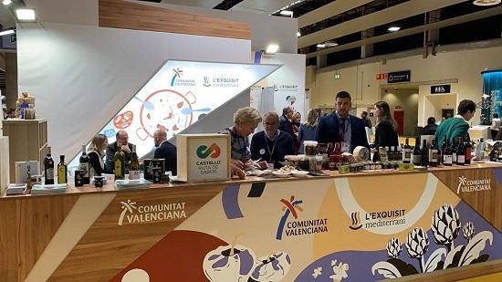 Visitelche participó en Madrid Fusión junto con la Asociación Alimentos de Elche, los productos del Camp d´Elx y la denominación de origen protegida Granada Mollar de Elche