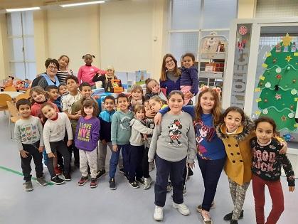 El Ayuntamiento de Elda renueva los juguetes didácticos y el material educativo de la ludoteca Gloria Fuertes