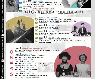 10a temporada de Filmoteca Sant Joan