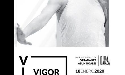 """Preestreno de """"Vigor Mortis"""" de la compañía OtraDanza en el Auditori de la Mediterrània La Nucía"""