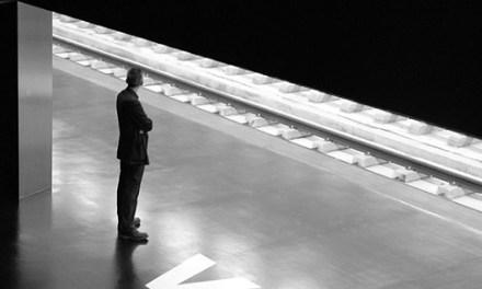 El Museo de la Universidad de Alicante inauguró esta semana «Industrias» de Javier García Solera y «Situación Límite» de María Dolores Mulá