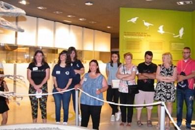 El Museo Paleontológico de Elche se consolida con más de 20.000 visitantes en 2019