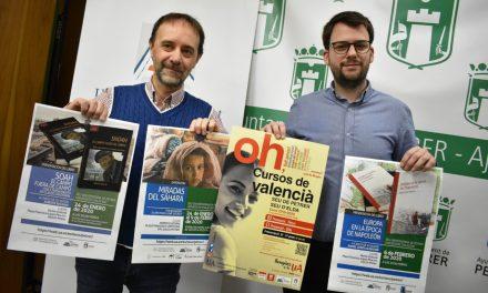 El filósofo Alberto Sucasas, premio Miguel de Unamuno de ensayo, abre la nueva programación de la Sede Universitaria de Petrer