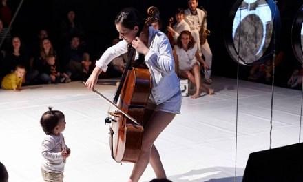 El Institut Valencià de Cultura abre la temporada para los niños y niñas en Alicante con 'Bítels per a nadons' de La Petita Malumaluga