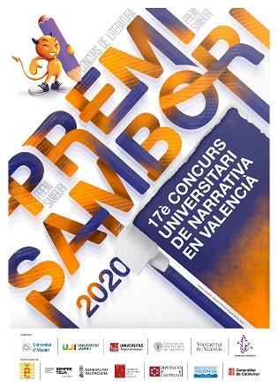 Les universitats públiques valencianes i la Fundació Sambori convoquen la 17a edició del Concurs Universitari de Narrativa en valencià