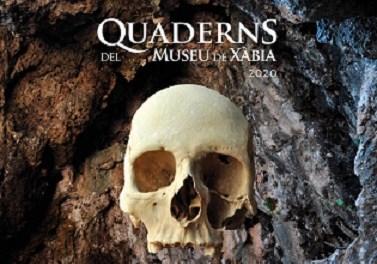 Nova edició de Quaderns del Museu de Xàbia sobre prehistòria