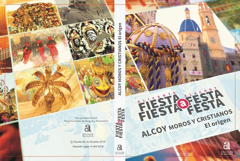 El documental de la Diputación de Alicante sobre los Moros y Cristianos de Alcoy recibe el Premio Periodístico 2019 Sant Jordi