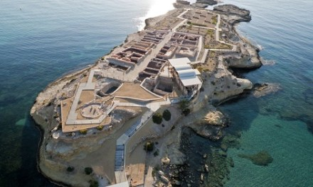 Ayuntamiento y Diputación se unen para dar forma en L'Illeta de El Campello a un gran parque arqueológico con centro de interpretación