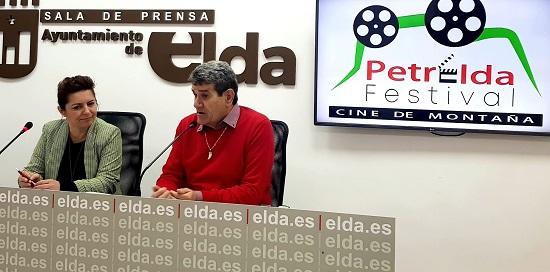El Teatro Castelar de Elda acoge este viernes la proyección de los filmes premiados en el Festival de Cine de Montaña 'PetrElda'
