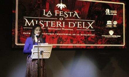 Presentació a Madrid del nou disc del Misteri d'Elx