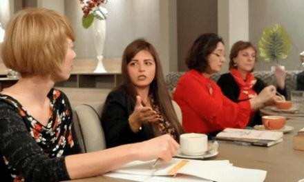 Una tarde con la poeta siria Nesrine Khourry en Casa Mediterráneo